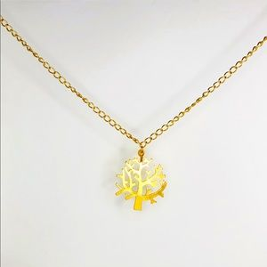 ♡ 2 for 20$ ♡ Gold Tree of Life pendant Necklace